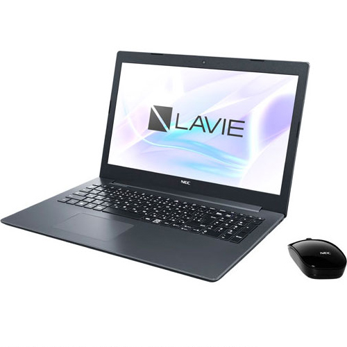 NEC PC-NS600MAB(カームブラック) LAVIE Note Standard 15.6型液晶