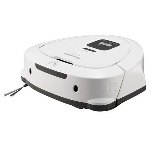 【長期保証付】パナソニック MC-RSC10-W(ホワイト) RULOmini(ルーロミニ) ロボット掃除機