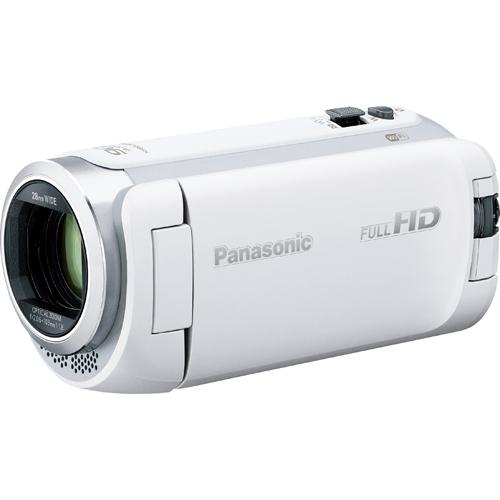 パナソニック HC-W590M-W(ホワイト) デジタルハイビジョンカメラ 64GB