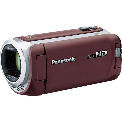 パナソニック HC-W590M-T(ブラウン) デジタルハイビジョンカメラ 64GB