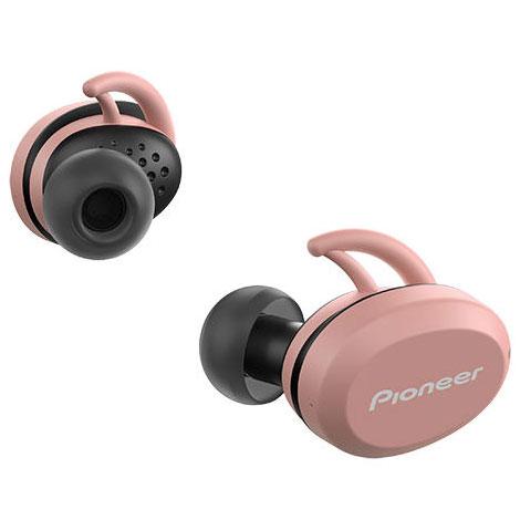 パイオニア SE-E8TW-P(PINK) E8 truly wireless ヘッドホン