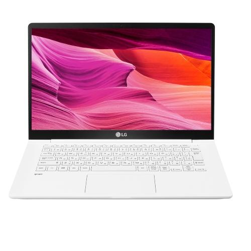 【長期保証付】LGエレクトロニクス 14Z990-GA55J(ホワイト) LG gram 14型液晶 Core i5モデル