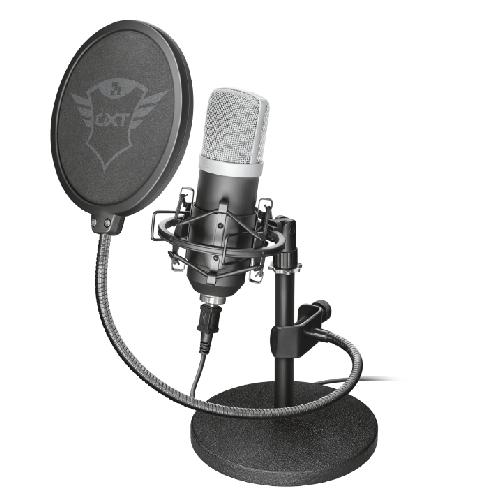 【長期保証付】Trust Gaming 21753 GXT 252 Emita Streaming Microphone