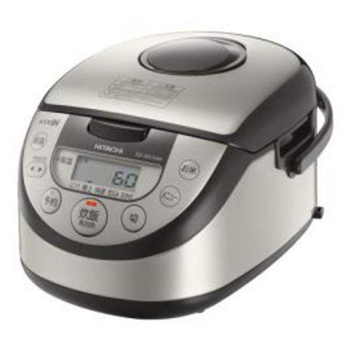 【長期保証付】日立 RZ-BS10M-S(シルバー) IHジャー炊飯器 5.5合