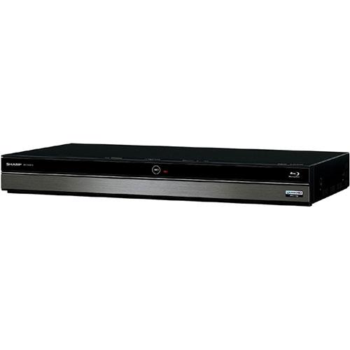 シャープ 2B-C20BT3 AQUOS ブルーレイ 2TB 3チューナー Ultra HD ブルーレイ再生対応