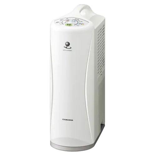 コロナ CD-S6319-W(ホワイト) 除湿機 コンプレッサー 木造7畳/鉄筋14畳