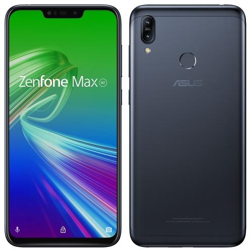 ASUS ZenFone Max M2(ミッドナイトブラック) 4GB/32GB SIMフリー ZB633KL-BK32S4