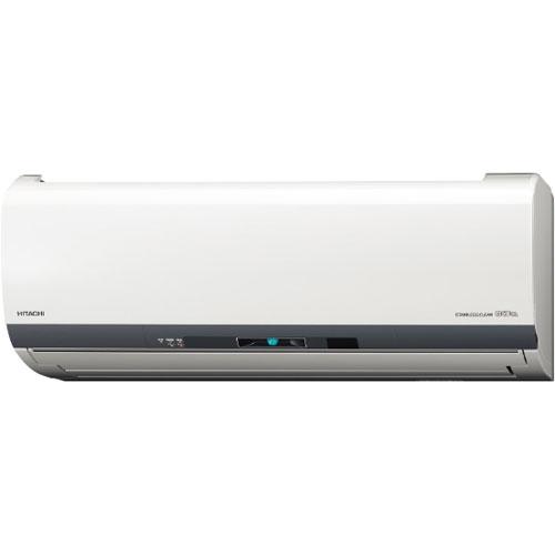 【長期保証付】日立 RAS-EL56J2-W(スターホワイト) 白くまくん ELシリーズ 18畳 電源200V