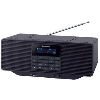 【長期保証付】パナソニック RX-D70BT-K(ブラック) ポータブルステレオCDシステム Bluetooth対応