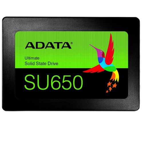 ADATA Technology ASU650SS-960GT-R Ultimate SU650 3D NANDフラッシュ採用 2.5インチSSD 960GB