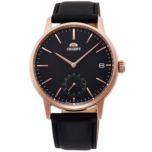 【長期保証付】オリエント RN-SP0003B クオーツ 腕時計 メンズ