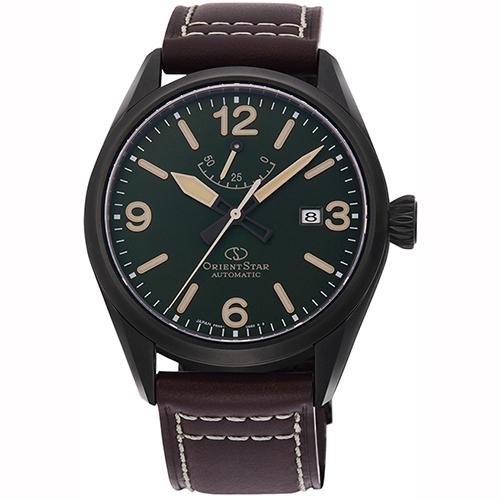 【長期保証付】オリエント RK-AU0201E Orient Star(オリエントスター) 自動巻き(手巻き付き) 腕時計 メンズ