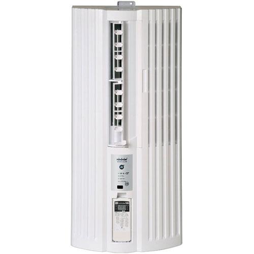 【設置+長期保証】トヨトミ TIW-A180J-W(ホワイト) ウインドウエアコン 冷房専用 主に6畳