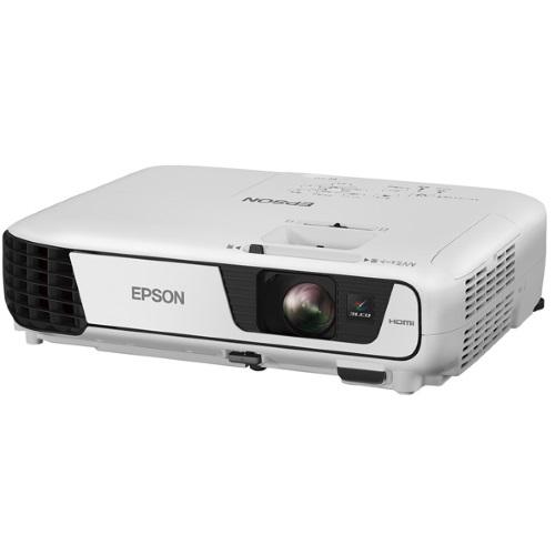 エプソン ビジネスプロジェクター 3200lm XGA EB-X31 補正/USB接続