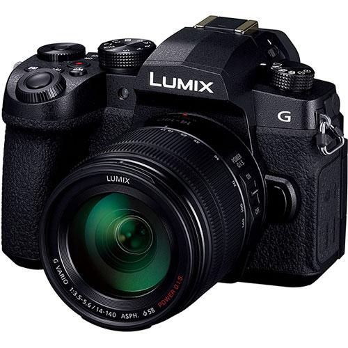 【長期保証付】パナソニック LUMIX Gシリーズ DC-G99H-K(ブラック) レンズキット