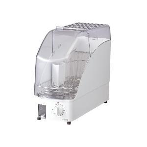 【長期保証付】コイズミ KDE-0500/W(ホワイト) 食器乾燥機