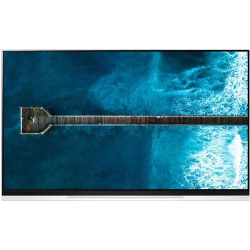 【設置】LGエレクトロニクス OLED55E9PJA 有機ELテレビ 4Kチューナー内蔵 55V型