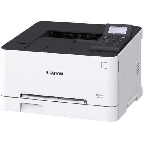 CANON Satera(サテラ) LBP621C カラーレーザープリンター A4対応 片面印刷モデル