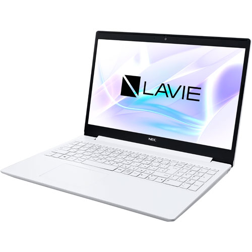 NEC PC-NS100N2W(カームホワイト) LAVIE Note Standard 15.6型液晶