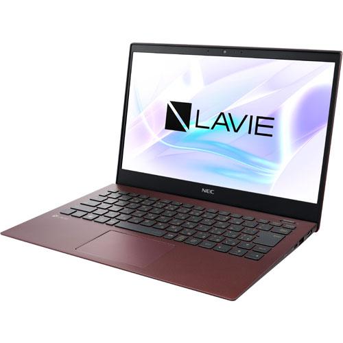 【長期保証付】NEC PC-PM750NAR(クラシックボルドー) LAVIE Pro Mobile 13.3型 Core i7/8GB/512GB/Office