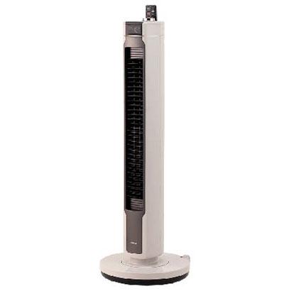 【長期保証付】コイズミ KTF-0591-H(グレー) DC タワーファン リモコン付