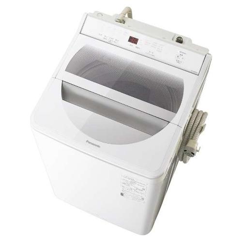 【設置】パナソニック NA-FA90H8-W(ホワイト) 全自動洗濯機 上開き 洗濯9kg