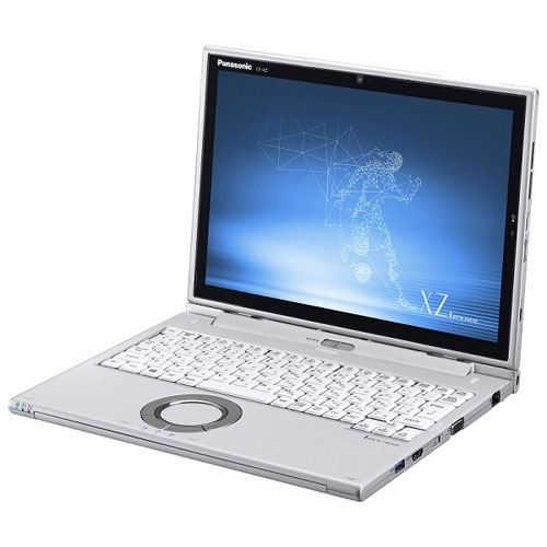 【長期保証付】パナソニック CF-XZ6KDCQR(シルバー) Let's note XZ6シリーズ 12.0型液晶