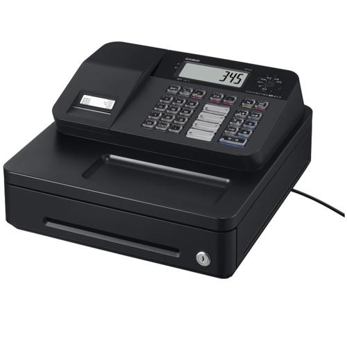 CASIO SR-G3-BK(ブラック) Bluetoothレジスター 4部門