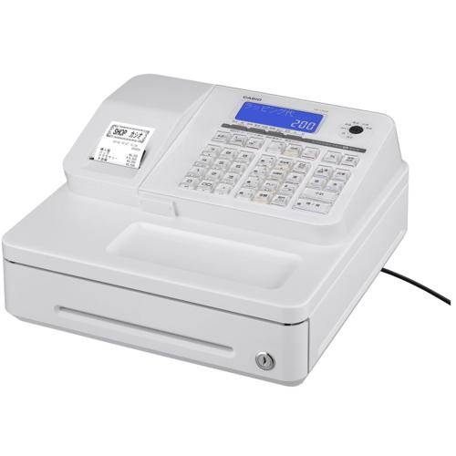 CASIO SR-S200-WE(ホワイト) Bluetoothレジスター 10部門