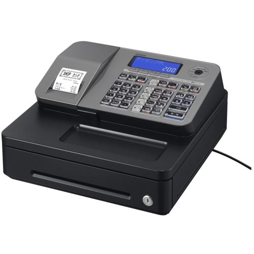 CASIO SR-S200-SR(シルバー) Bluetoothレジスター 10部門