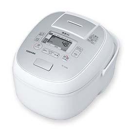 【長期保証付】東芝 RC-10VRN-W(グランホワイト) 合わせ炊き 真空IHジャー炊飯器 5.5合