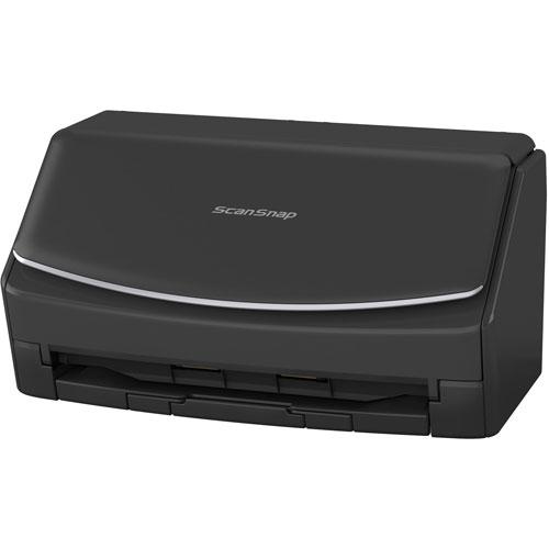 【長期保証付】富士通 ScanSnap FI-IX1500BK-P(ブラック) ドキュメントスキャナー 2年保証モデル