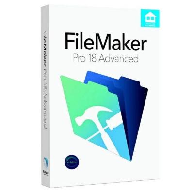 ファイルメーカー FileMaker Pro 18 Advanced アカデミック(学生・教職員限定)