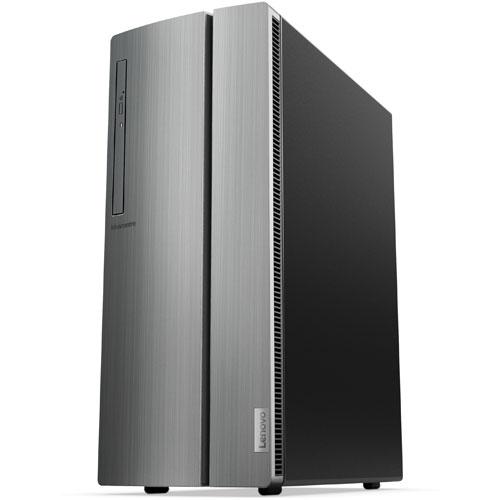 【長期保証付】Lenovo 90HU00EPJP IdeaCentre 510 モニター別売 Core i5/8GB/16GB+1TB/GTX1650