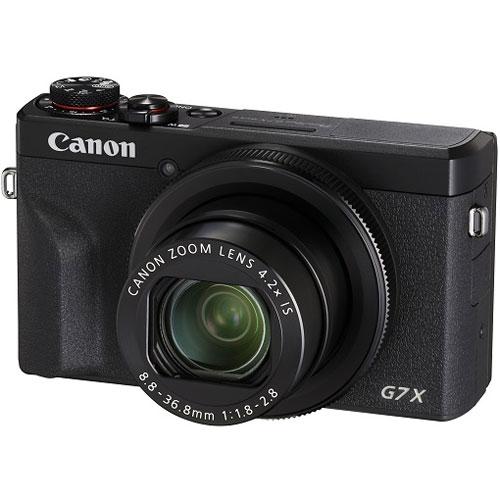 CANON PowerShot G7 X Mark III ブラック