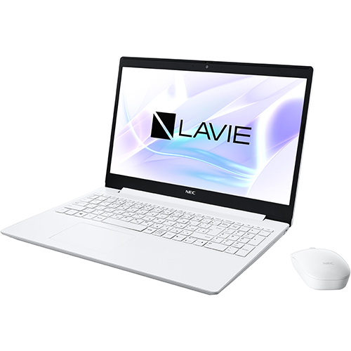 NEC PC-NS700NAW(カームホワイト) LAVIE Note Standard 15.6型液晶