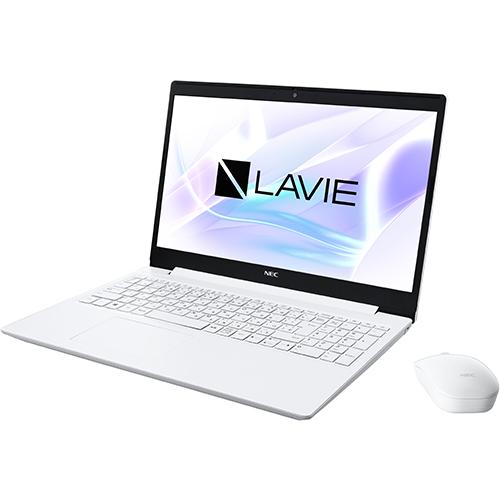 NEC PC-NS600NAW(カームホワイト) LAVIE Note Standard 15.6型液晶