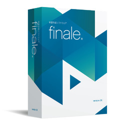 MakeMusic Finale version 26 通常版