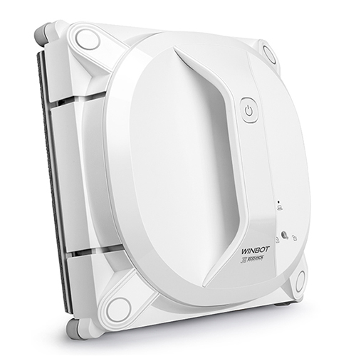 【長期保証付】エコバックス WA30(ホワイト) WINBOT X 窓用ロボット掃除機