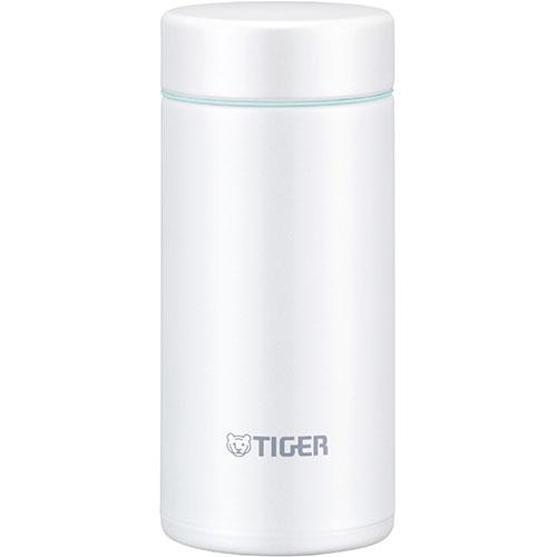 在庫あり 激安通販ショッピング 14時までの注文で当日出荷可能 卓出 タイガー魔法瓶 MMP-J021-WL ステンレスミニボトル クールホワイト 0.2L