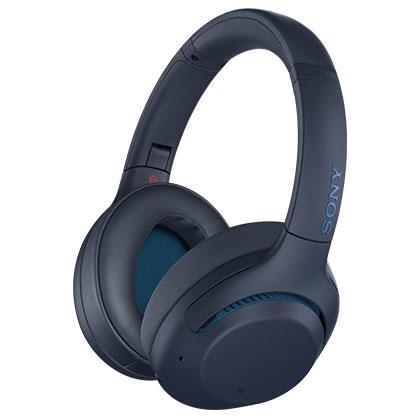 【長期保証付】ソニー WH-XB900N-L(ブルー) ワイヤレスノイズキャンセリングステレオヘッドセット