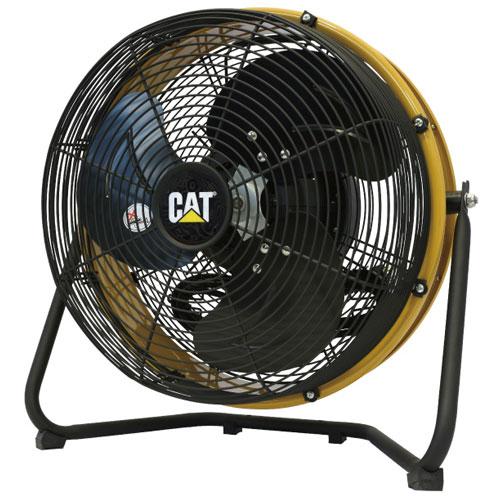CAT(キャタピラー) HV-18S180 45cmACフロアーファン羽根軸180度 半回転機能付工場扇 工業扇