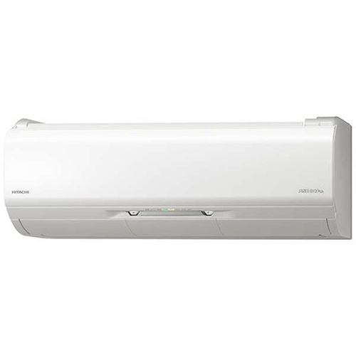 【工事料金別】日立 RAS-XK71K2-W(スターホワイト) メガ暖 白くまくん 壁掛けタイプ XKシリーズ 23畳 電源200V[代引・リボ・分割・ボーナス払い不可]