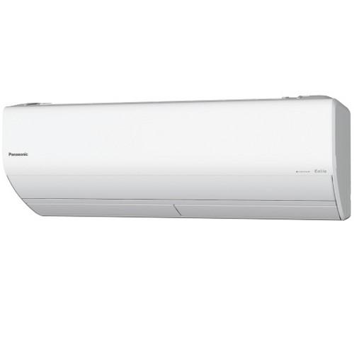 【工事料金別】【長期保証付】パナソニック CS-UX710D2-W(クリスタルホワイト) Eolia(エオリア) UXシリーズ 23畳 電源200V[代引・リボ・分割・ボーナス払い不可]