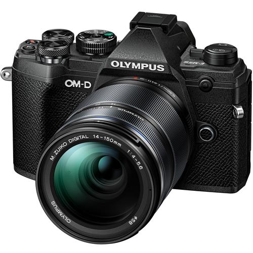 【長期保証付】オリンパス OM-D E-M5 Mark III 14-150mm II レンズキット ブラック