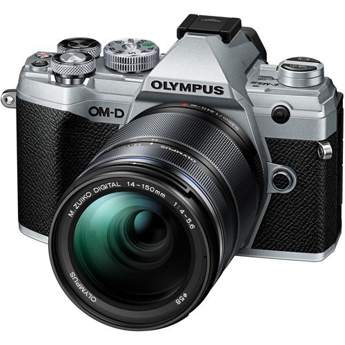 【長期保証付】オリンパス OM-D E-M5 Mark III 14-150mm II レンズキット シルバー