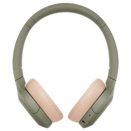 【長期保証付】ソニー WH-H810-G(アッシュグリーン) ワイヤレスステレオヘッドセット