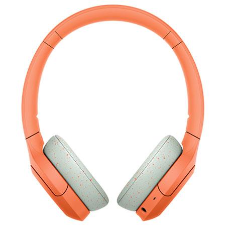 【長期保証付】ソニー WH-H810-D(オレンジ) ワイヤレスステレオヘッドセット