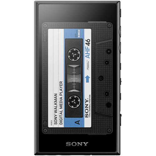 【長期保証付】ソニー NW-A107-B(ブラック) ウォークマンAシリーズ 64GB