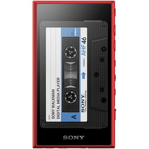 【長期保証付】ソニー NW-A105-R(レッド) ウォークマンAシリーズ 16GB